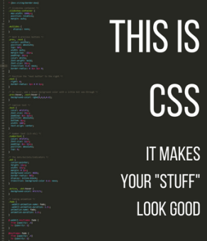 This is CSS